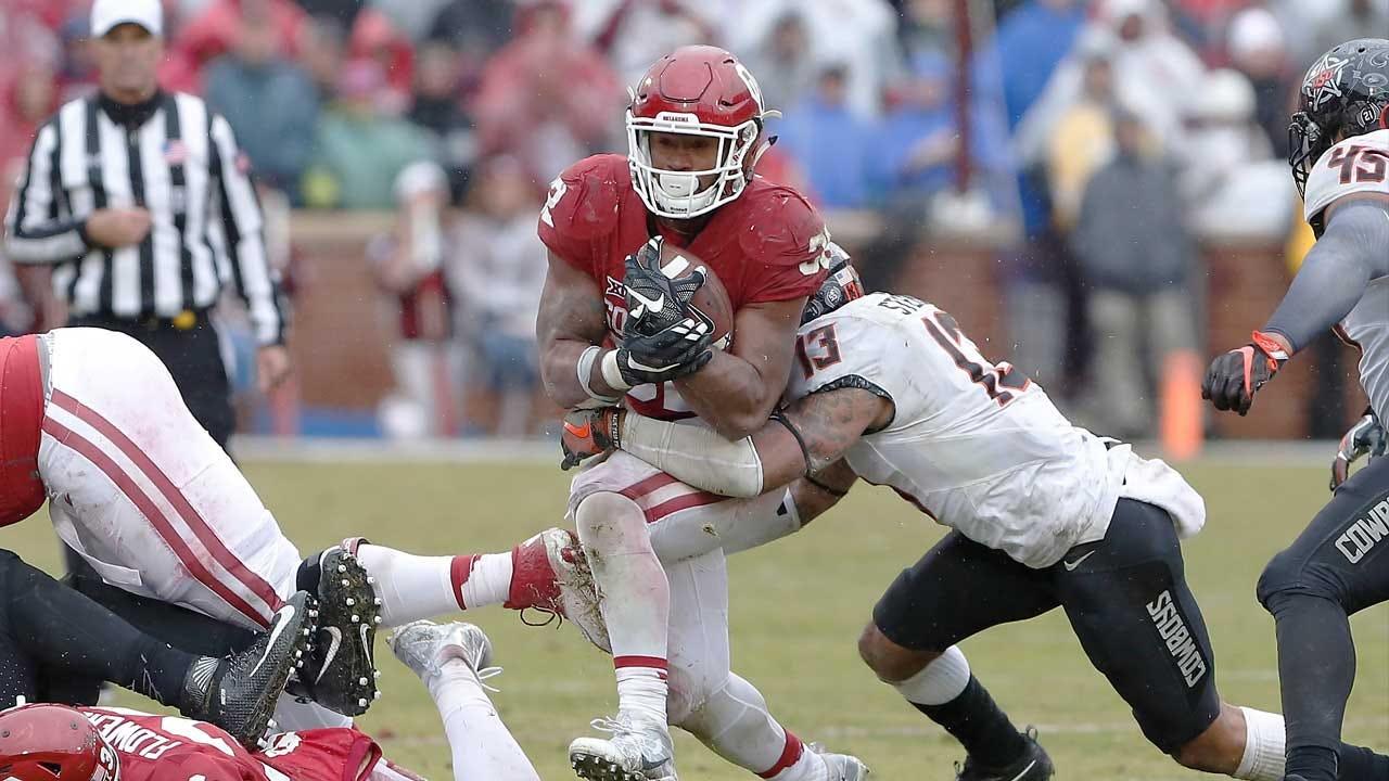 NFL Draft: Redskins Select OU's Samaje Perine In Fourth Round