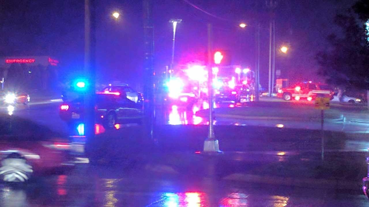 Woman Hit In Edmond Auto-Ped Crash Dies