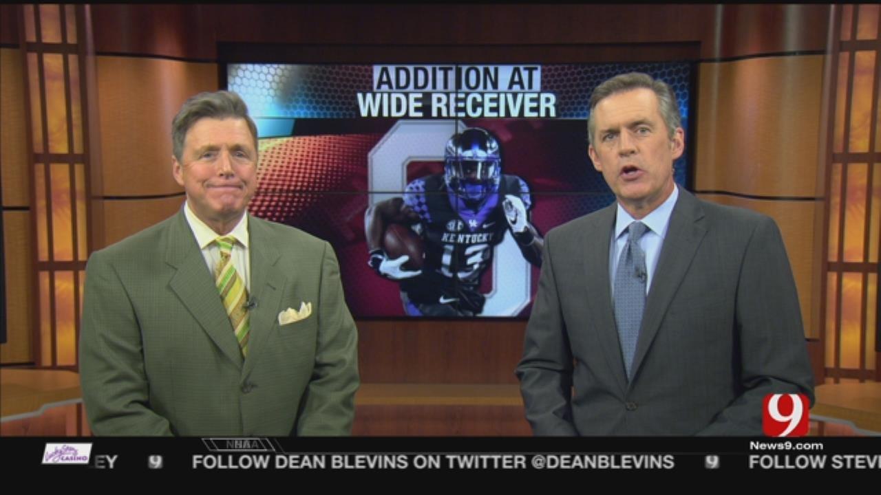 Oklahoma Ford Sports Blitz: April 2, 2017