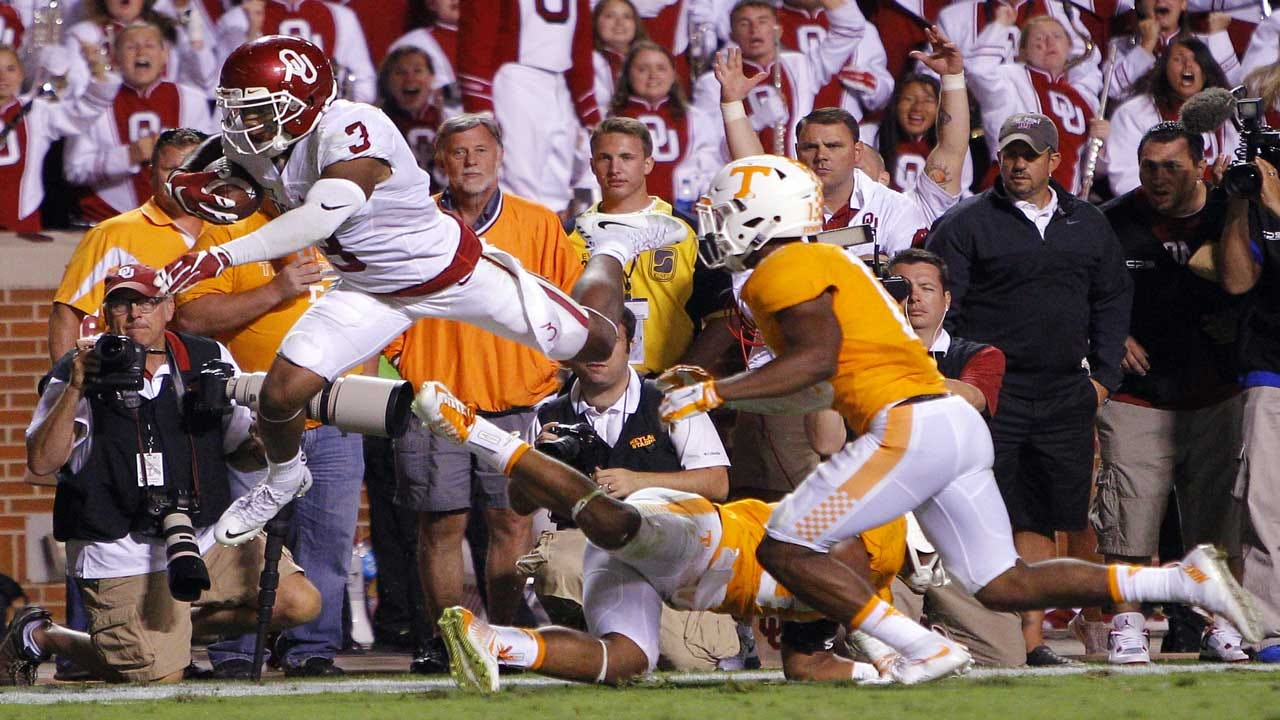 OU Football: Sooners And Vols Schedule Another Series