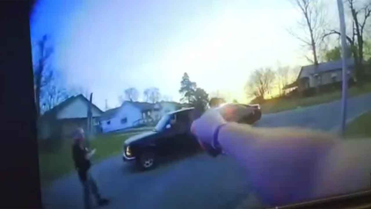 Bodycam Footage Released From Deadly SE OKC Officer-Involved Shooting