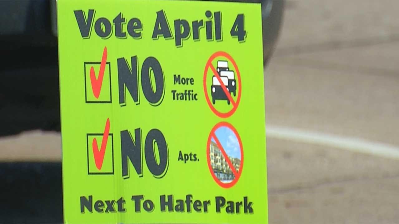 Edmond Residents Vote Down Rezoning, Development Near Hafer Park