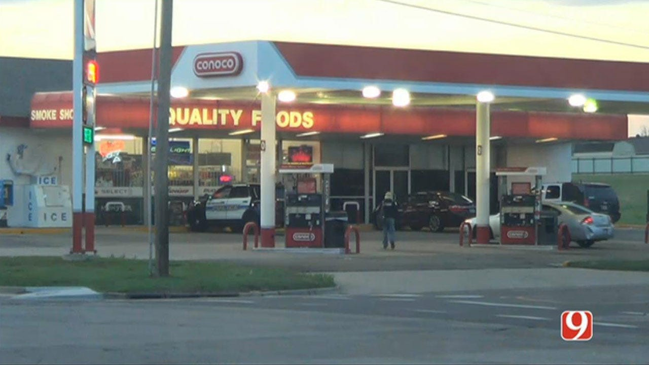 The Village Police Investigating Armed Robbery In NW OKC