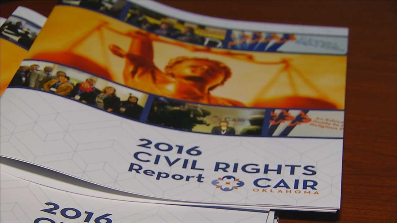 Civil Rights Report Shows Increase In Oklahoma Hate Crimes