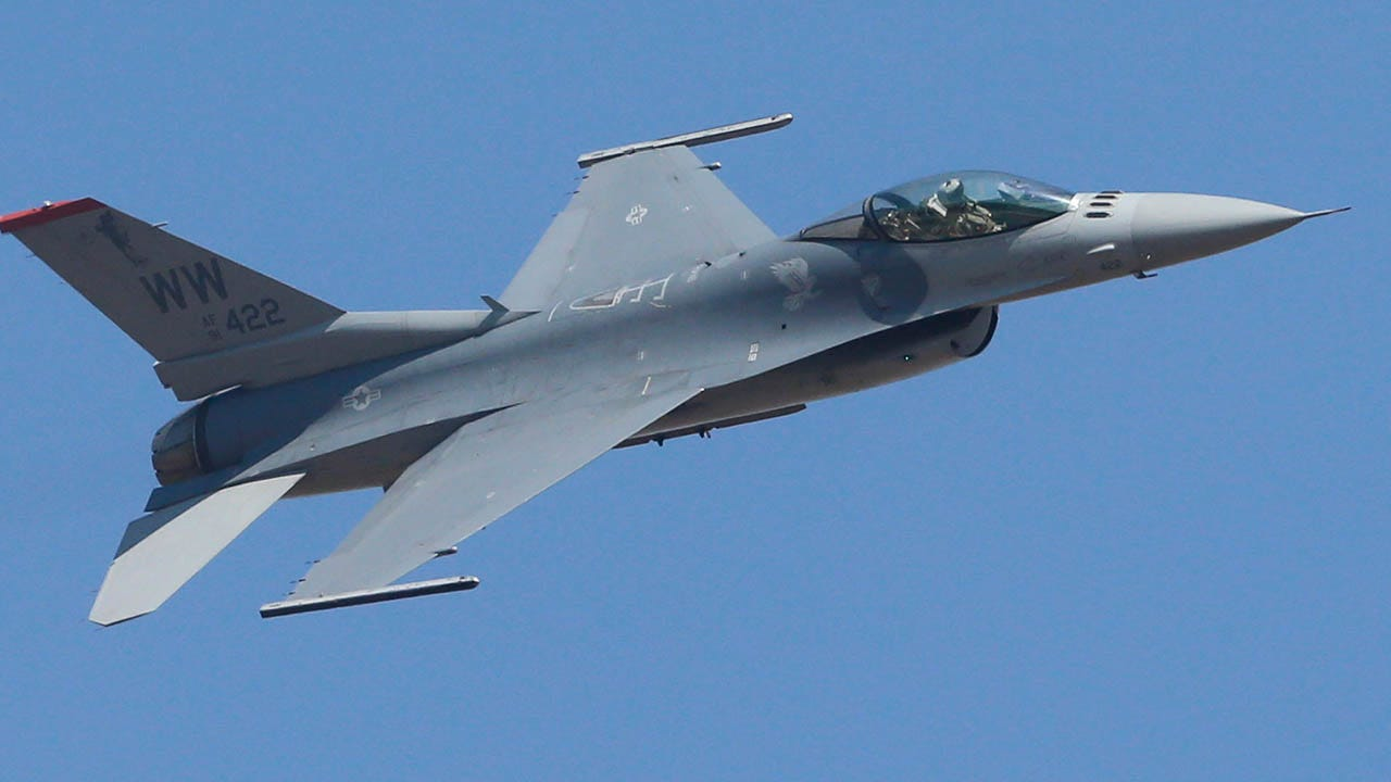 Fighter Jet Crashes In Maryland Outside Joint Base Andrews