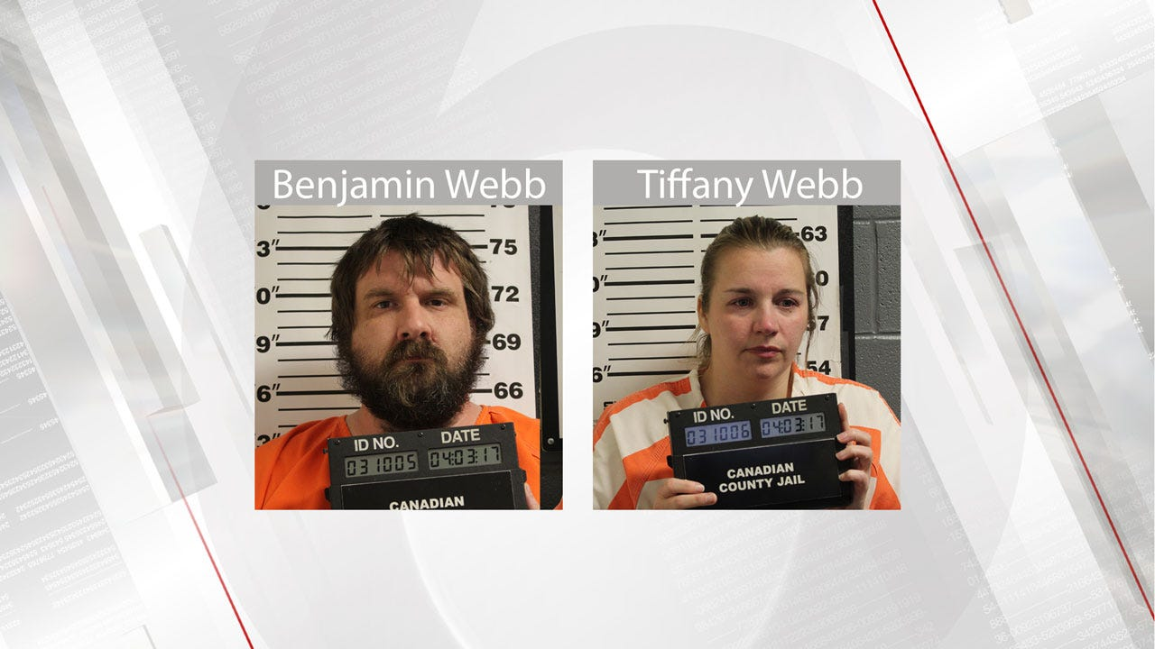 Married OKC Couple Arrested On Child Pornography Charges