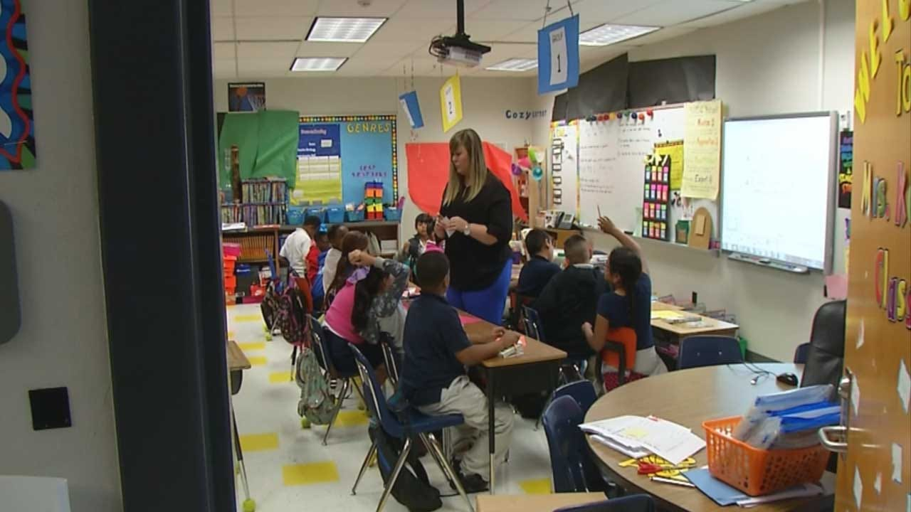 Teacher Pay Raise Bill Clears Another Hurdle