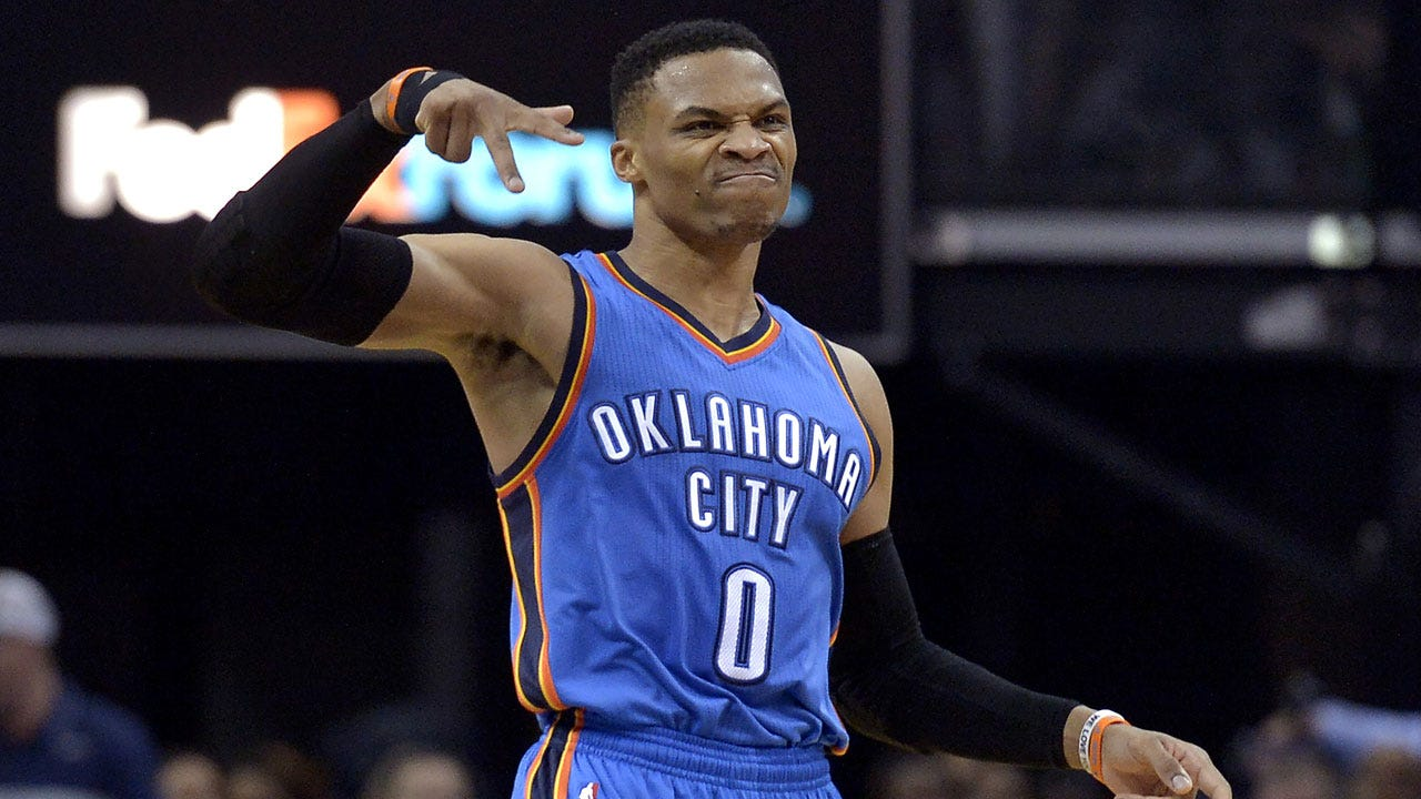 Westbrook's Late-Game Heroics Lift Thunder To Win Over Grizzlies