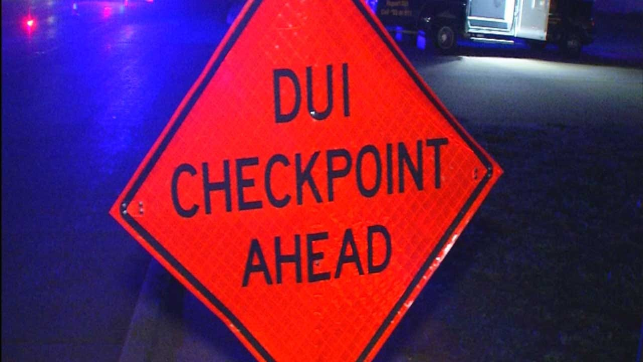 Deputies To Conduct DUI Checkpoint On Anniversary Of Deadly Crash