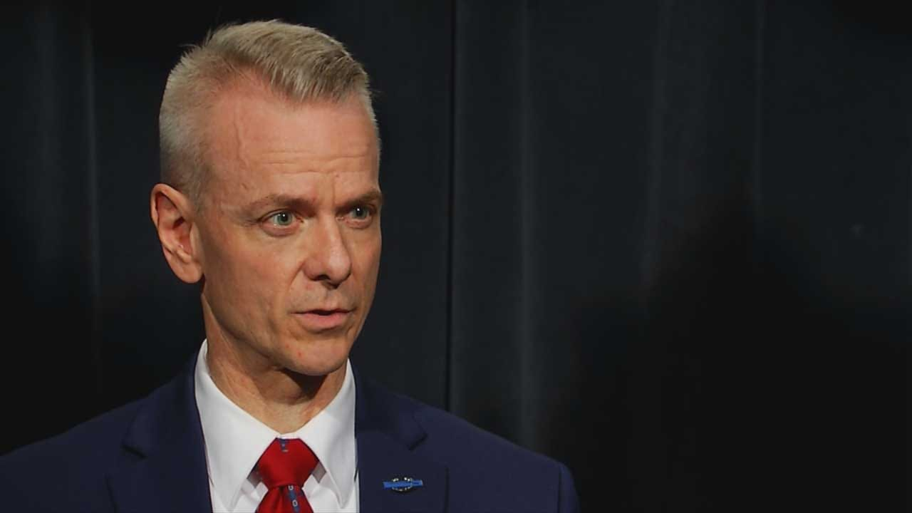 Rep. Steve Russell Talks Syria Strikes, Russia And Pres. Trump