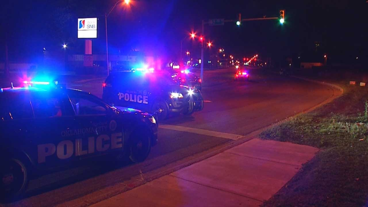 Two People Hospitalized After Motorcycle Crash In SE OKC