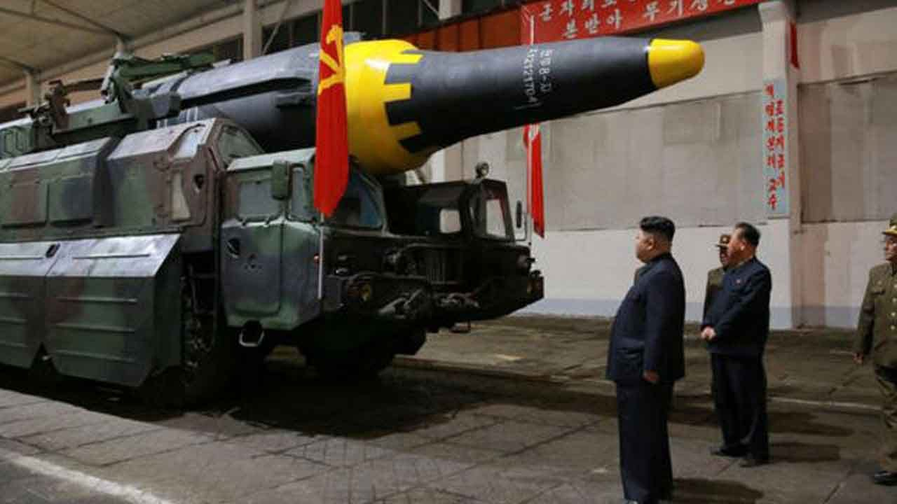 N. Korea Lays Out Plan To Land Missiles Near U.S. Island