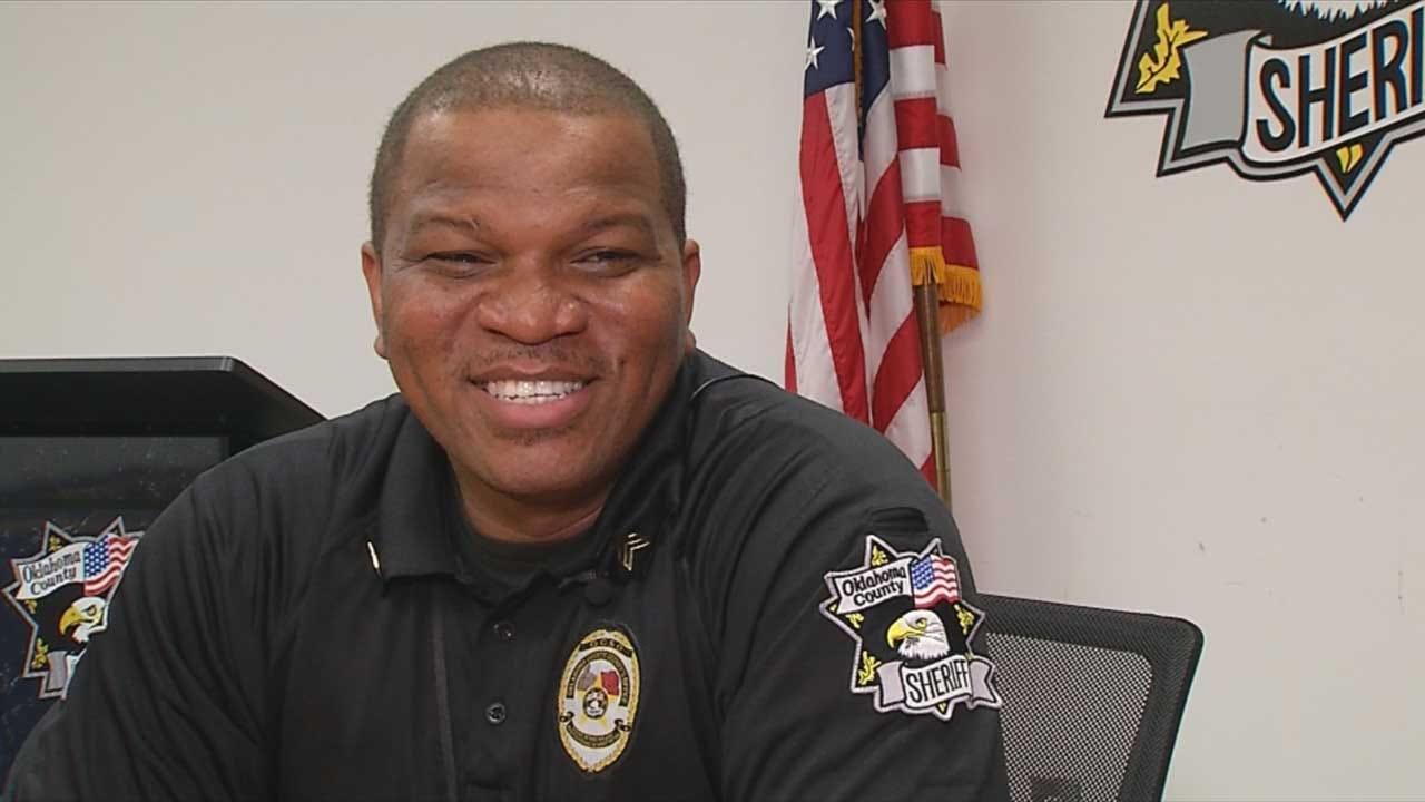 OCSO Sergeant Becomes U.S. Citizen