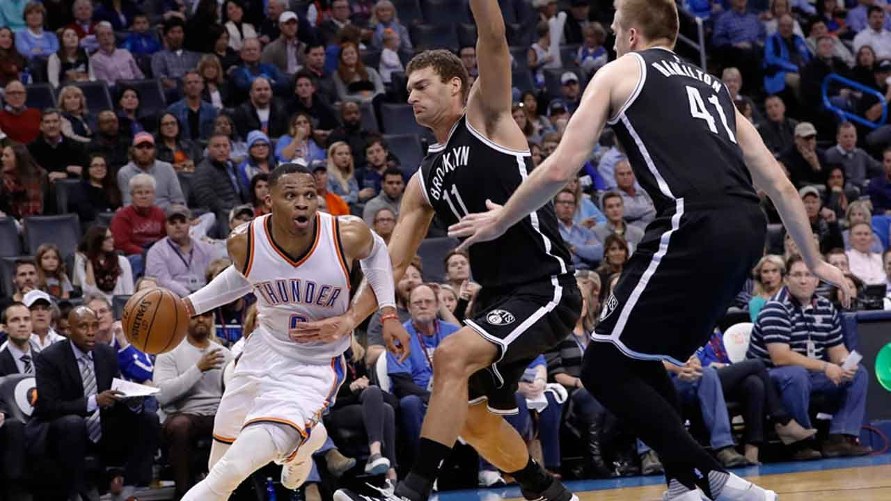 Thunder To Play Nets In Mexico City, This December