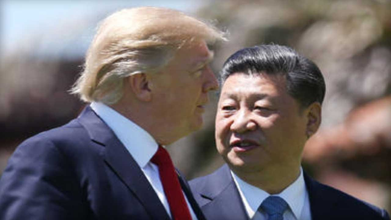 China's President Urges Calm Over North Korea In Call With Trump