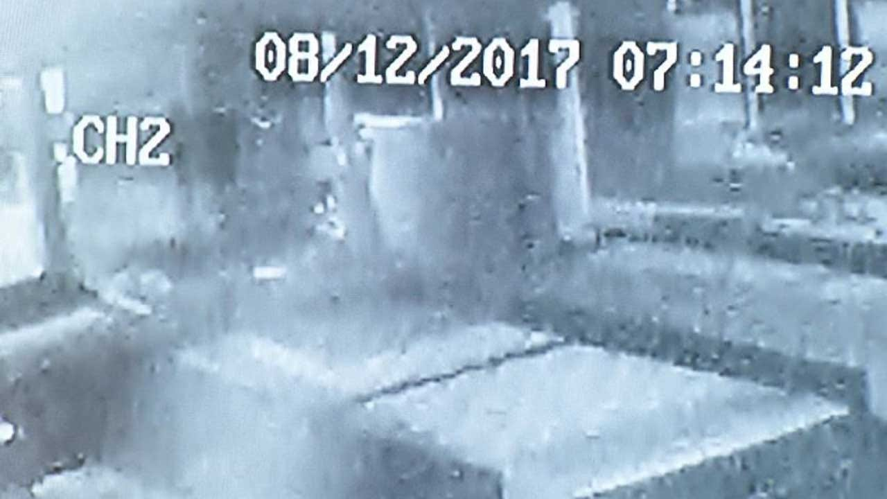 Thief Steals Mattress From SW OKC Business