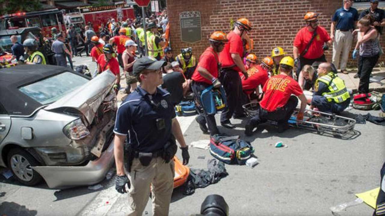 Ohio Car Attack Suspect Faces Murder Charge, Civil Rights Probe