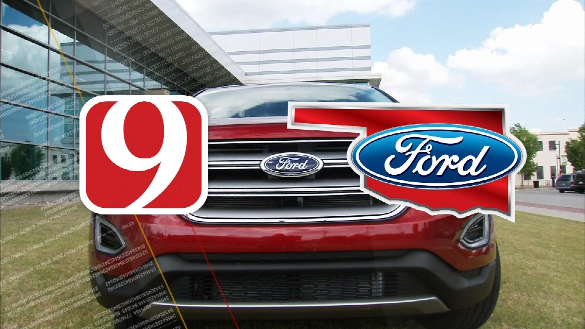Edmond Woman Wins New Ford Edge In Best Summer Ever