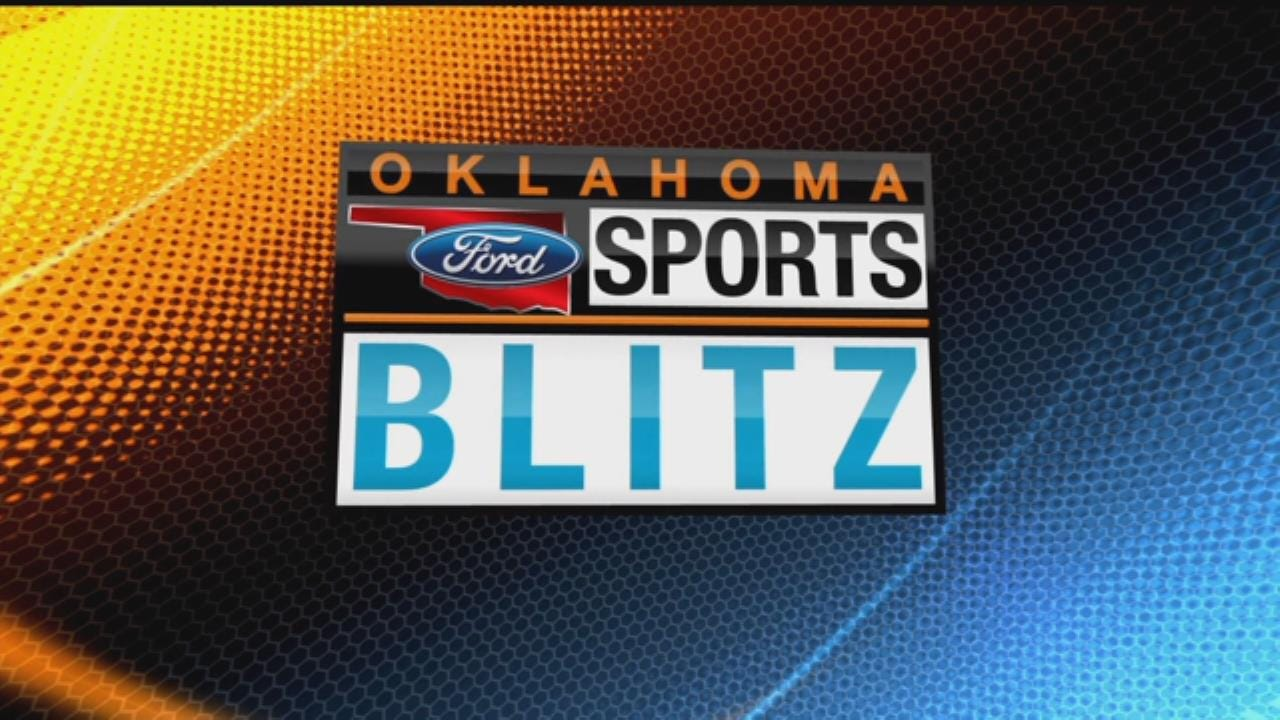 Oklahoma Ford Sports Blitz: August 13, 2017