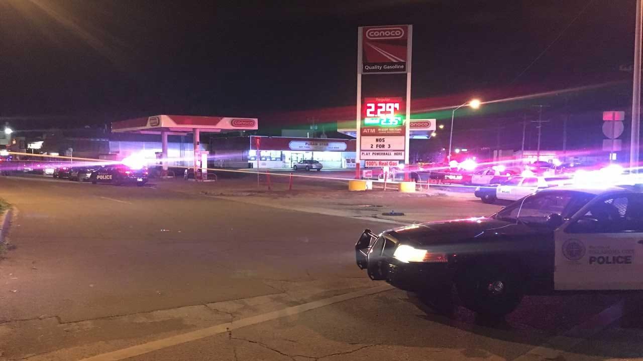 Police Investigating Homicide In SW OKC