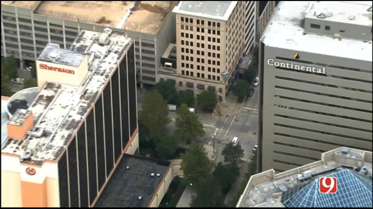Suspect Arrested After Foiled Car Bombing Plot In Downtown OKC