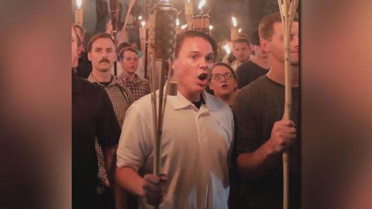 Activists Using Social Media To Shame White Supremacists