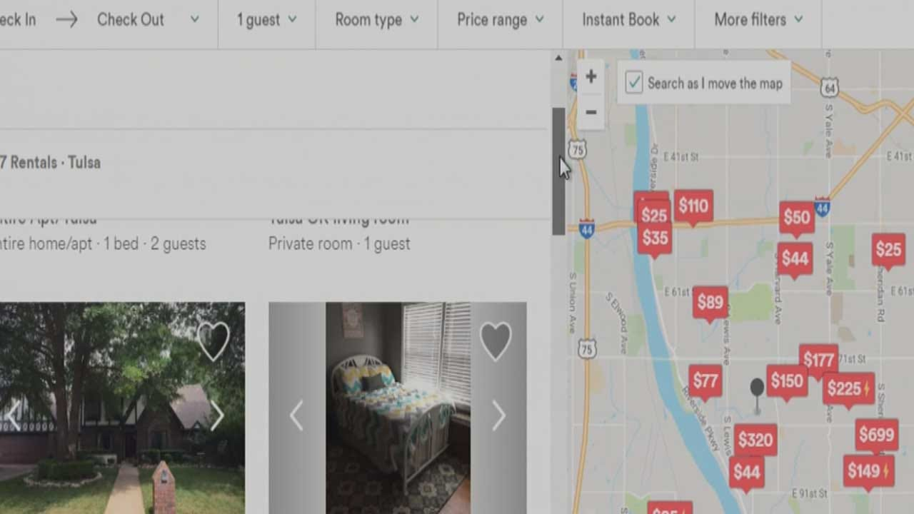 Airbnb To Start Remitting Hotel Tax In OKC