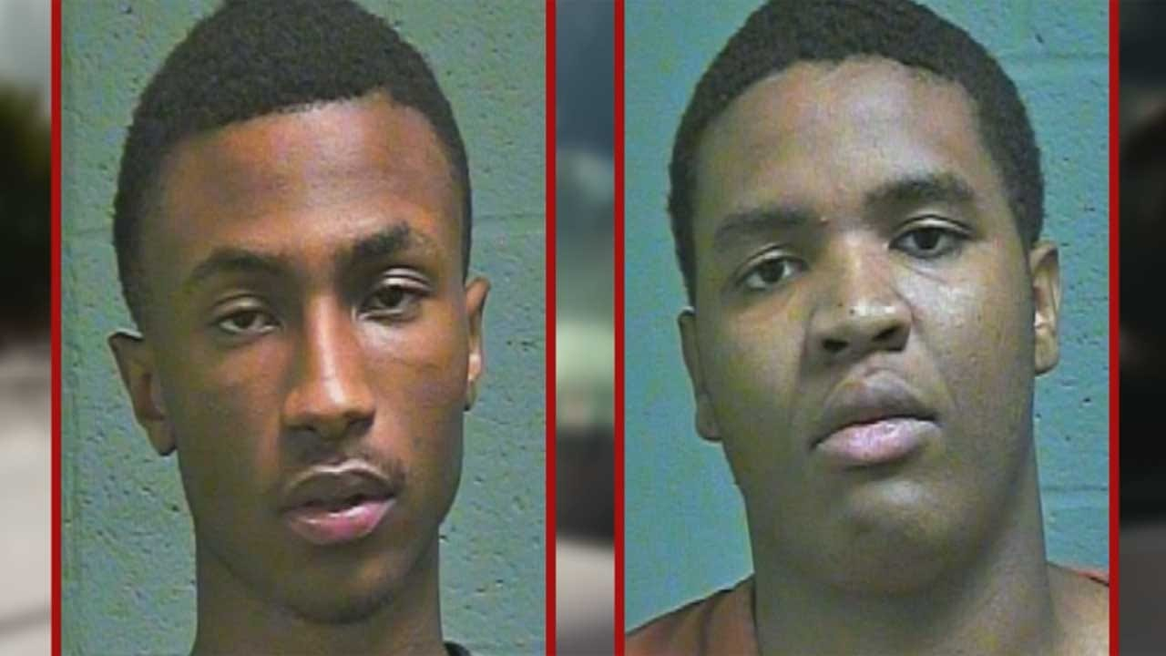 Two In Jail After Violent Robberies In Bethany