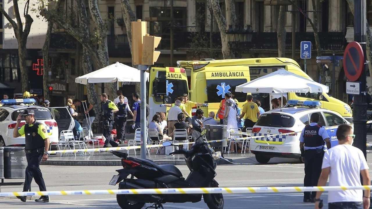 American Citizen Killed In Barcelona Terror Attack
