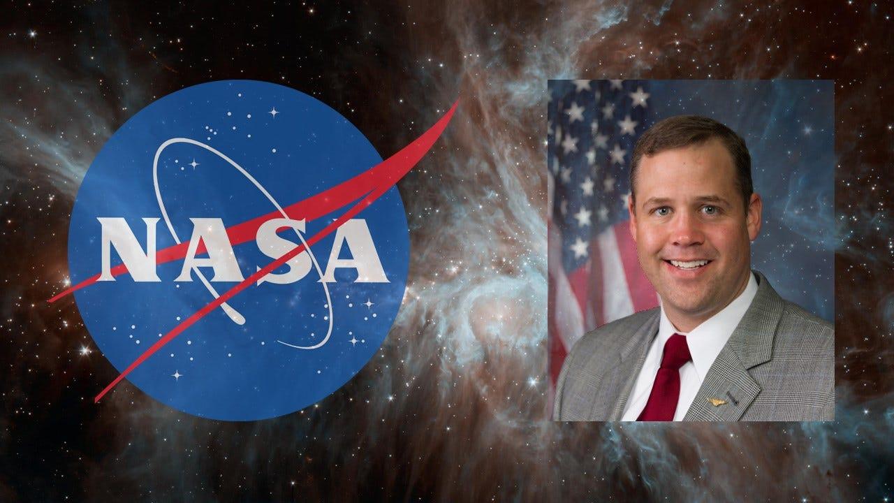 Bridenstine To Lead NASA, Website Reports