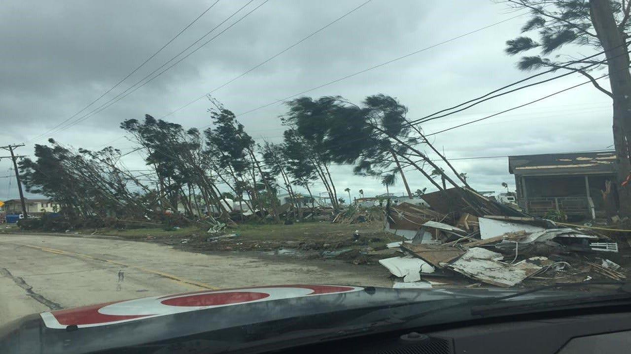 Hurricane Harvey Coverage