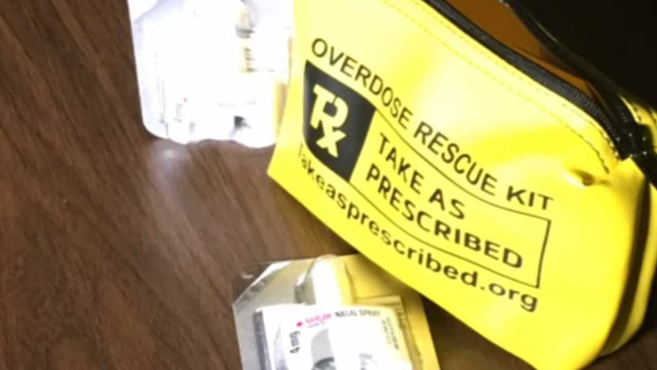 Norman PD To Deploy Narcan Kits To All Officers