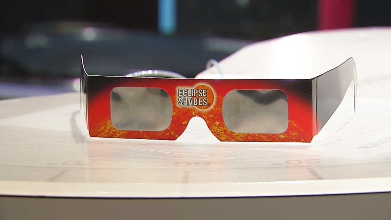 Oklahoma Experts Stress Importance Of Eye Safety During Eclipse