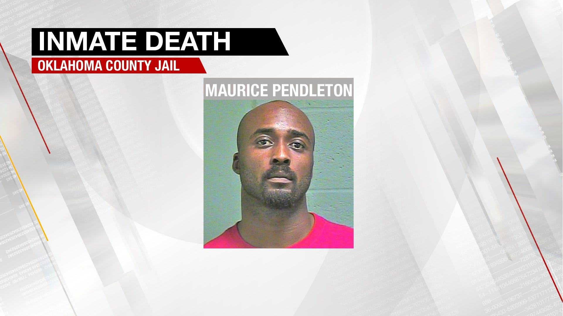 Four Charged In July Oklahoma County Jail Death