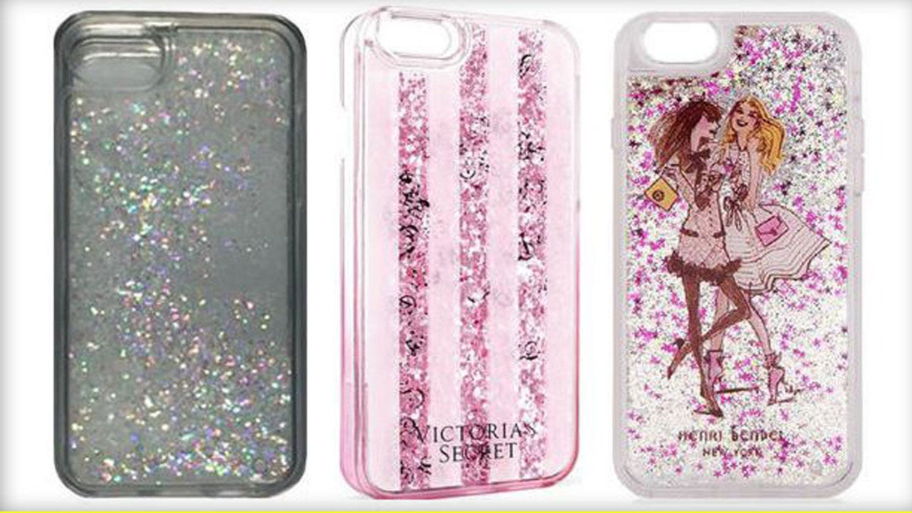 Liquid Glitter iPhone Cases Recalled After Reports Of Burns