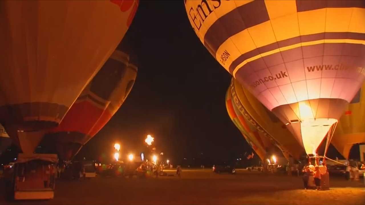 OKC Balloon Festival Canceled