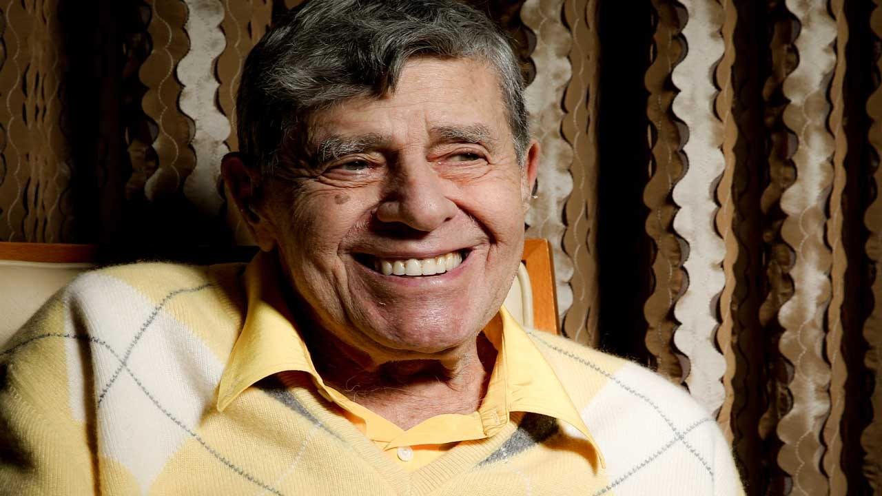 Jerry Lewis, Legendary Comedian And Actor, Dies At 91