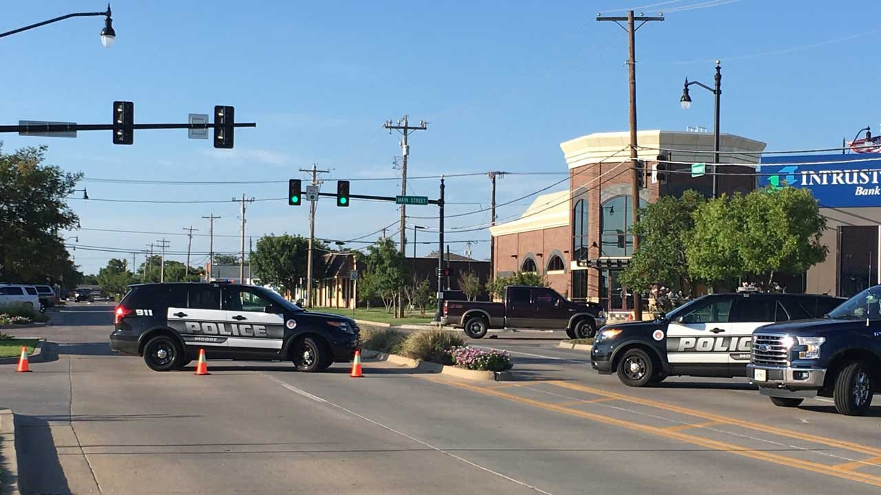 One Dead After Auto-Ped Crash In Moore