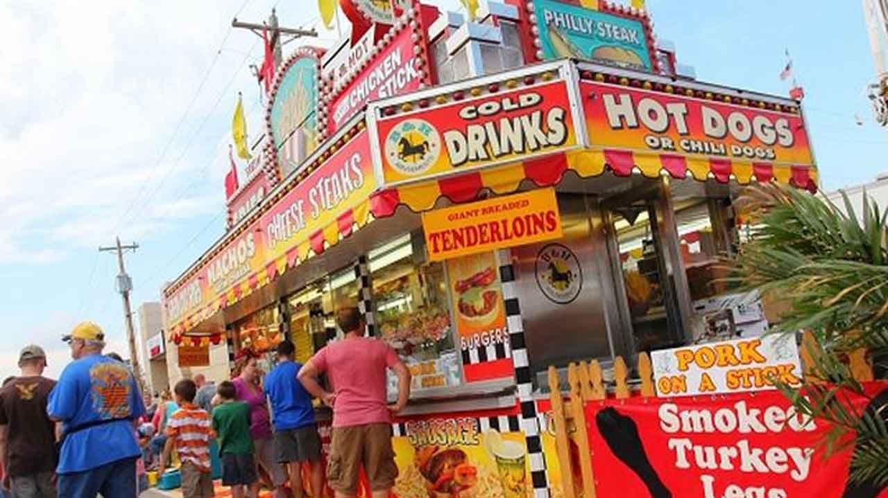 2017 Oklahoma State Fair Foods Unveiled