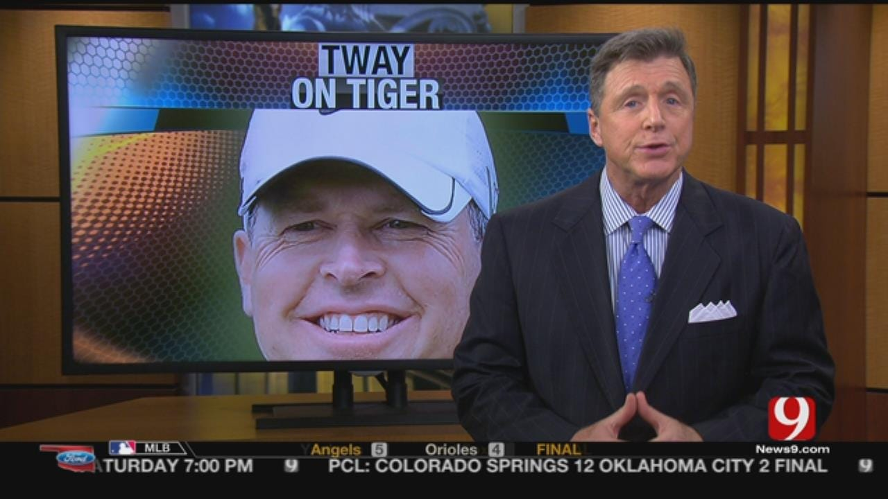 Bob Tway On What Made Tiger Woods Great
