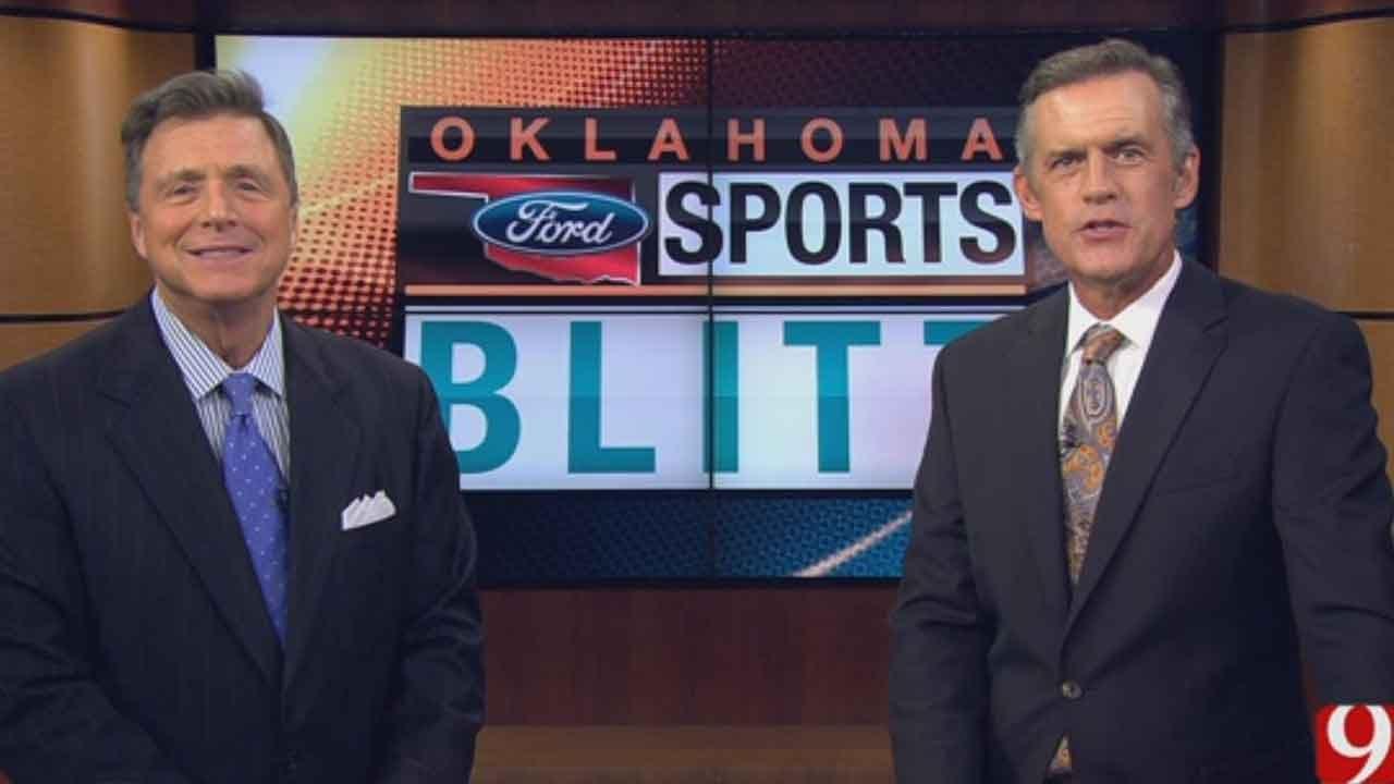 Oklahoma Ford Sports Blitz: Sept. 30