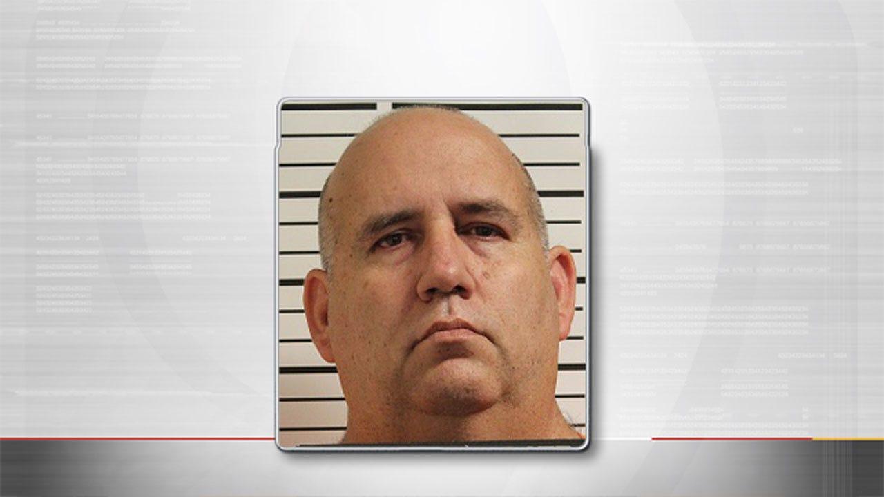 Sayre Man Arrested For Child Sex Crimes