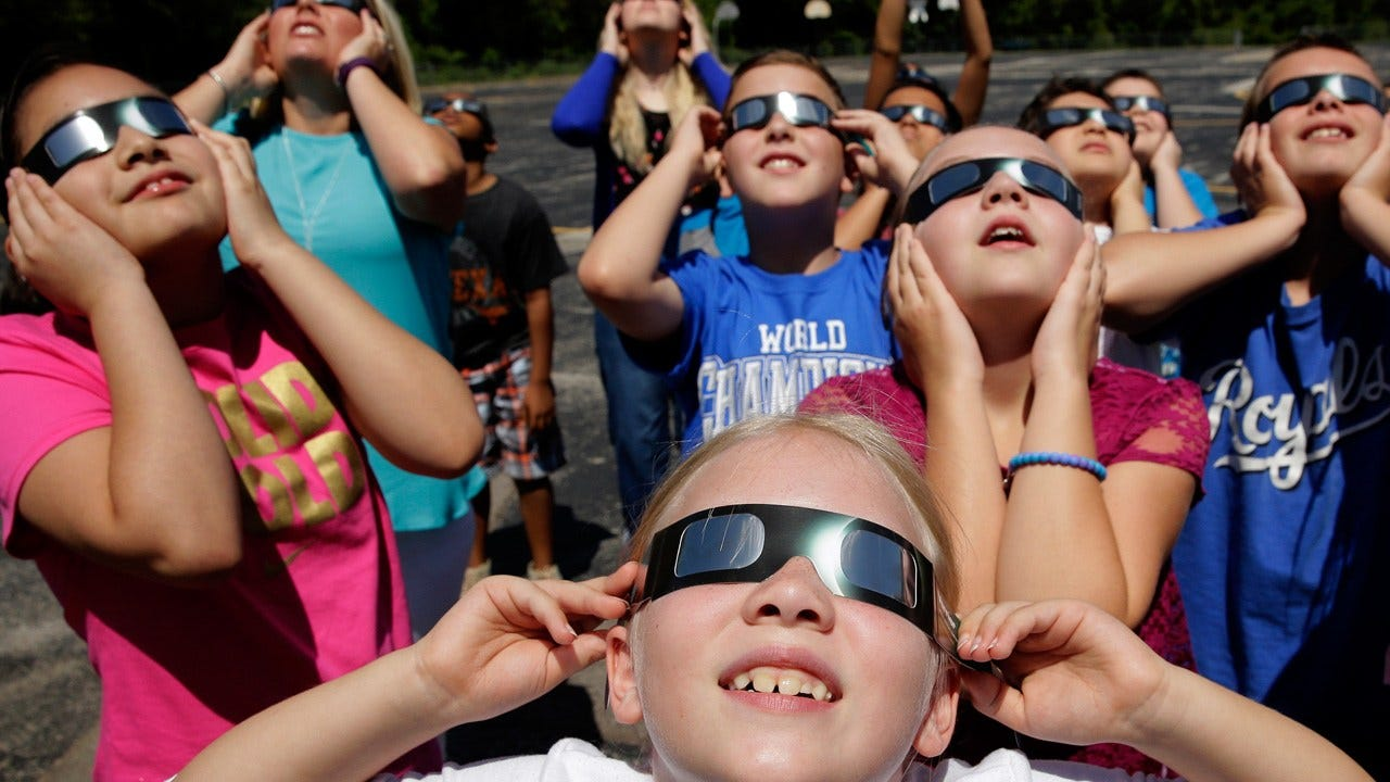 School Districts Taking Different Approaches To Today's Eclipse