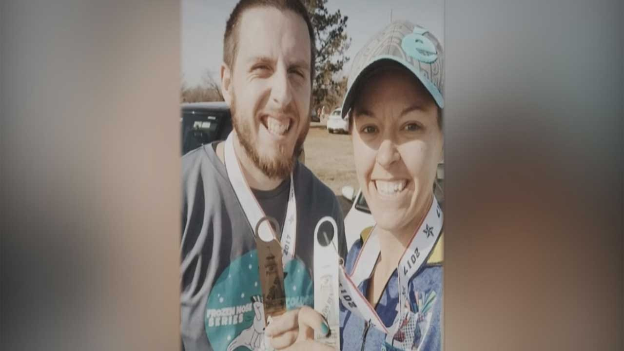 Wife Remembers Man Hit, Killed By Pickup While Running