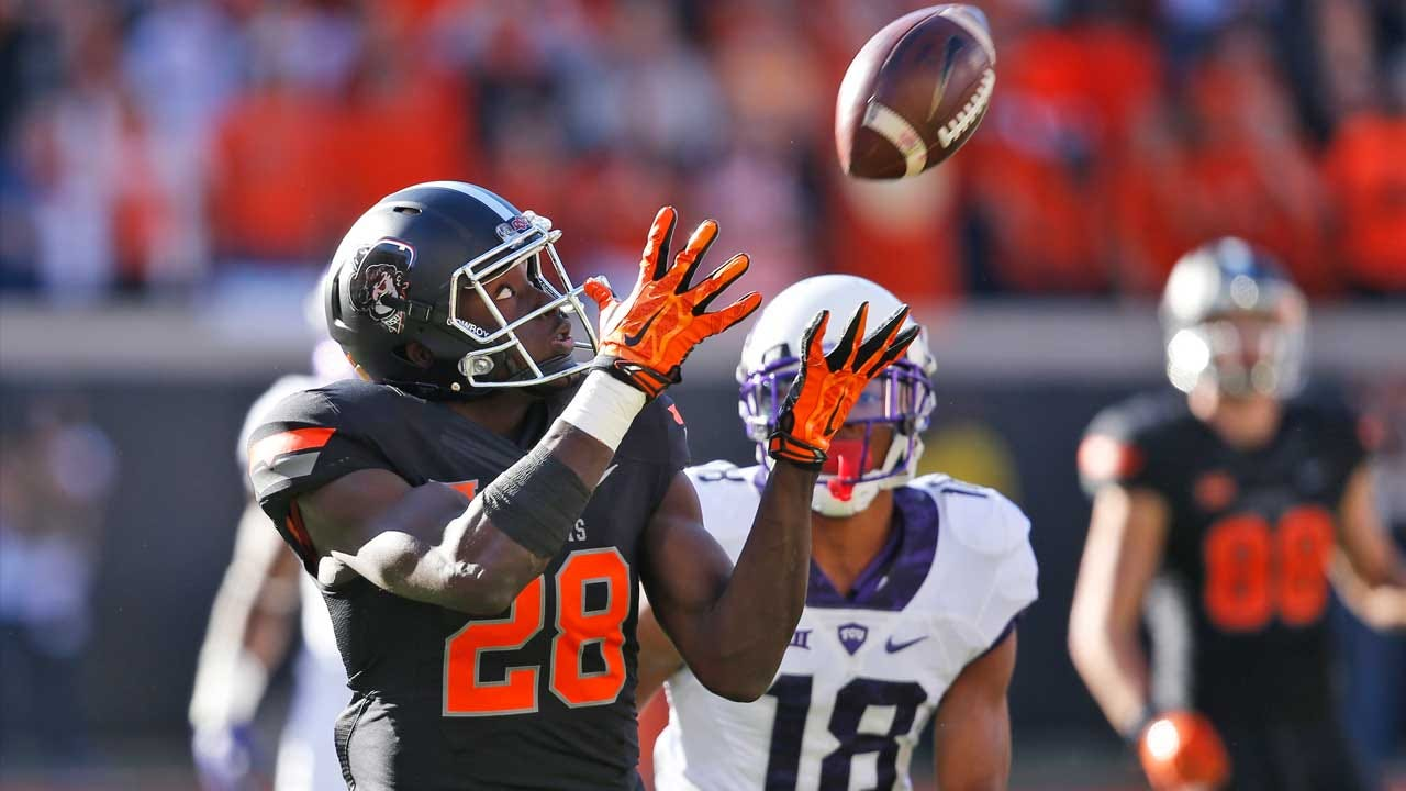 James Washington, Orlando Brown Named AP Preseason All-Americans
