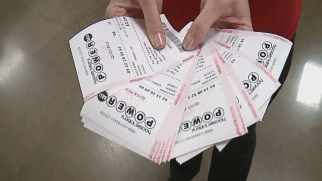 Powerball Jackpot Rises To $700 Million; Second Largest In U.S. History