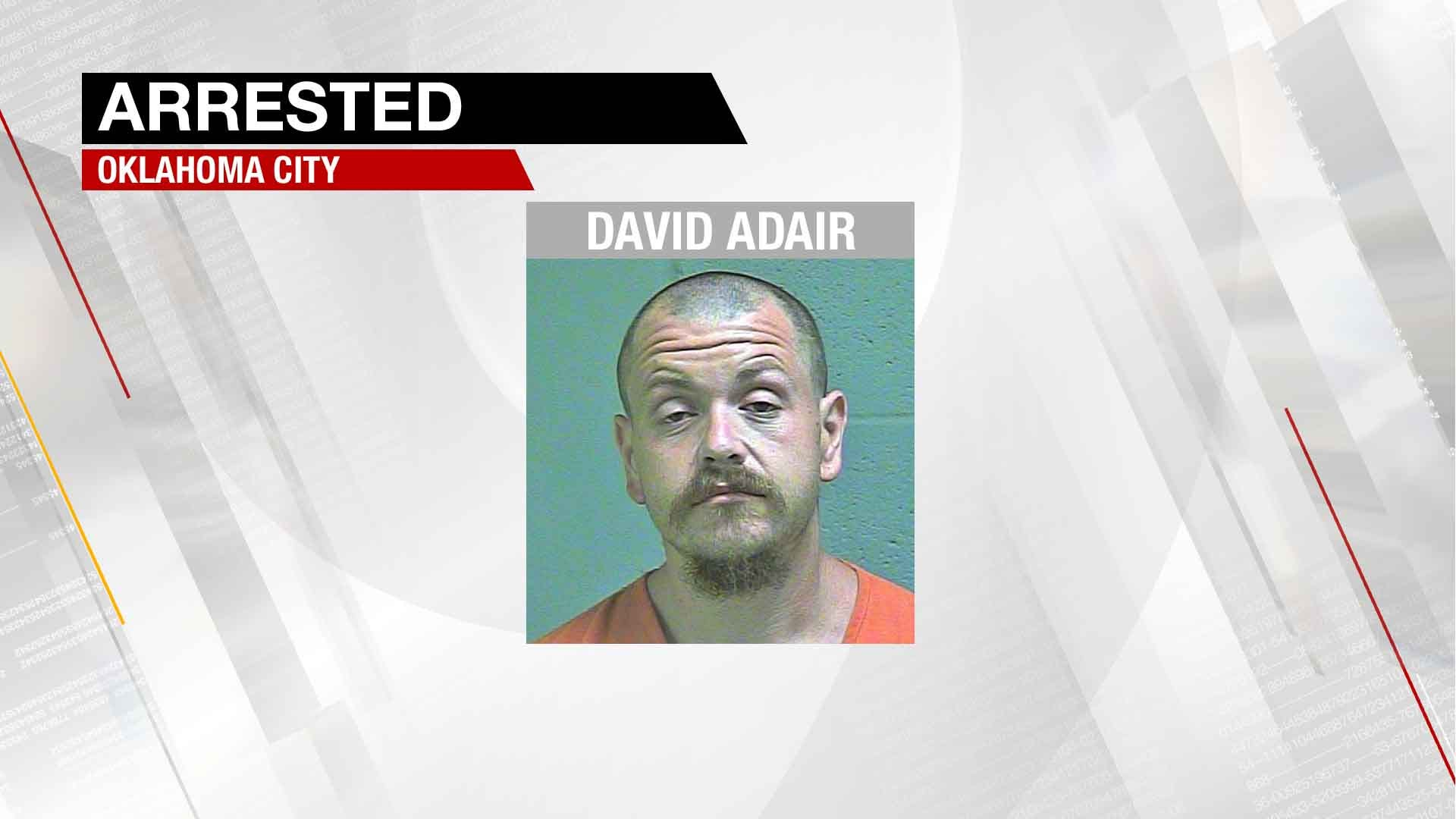 OKCPD Arrests One In Connection With Monday's Motel Murder