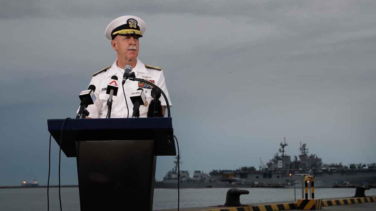 2nd Victim Found From USS McCain Crash; 8 Still Missing