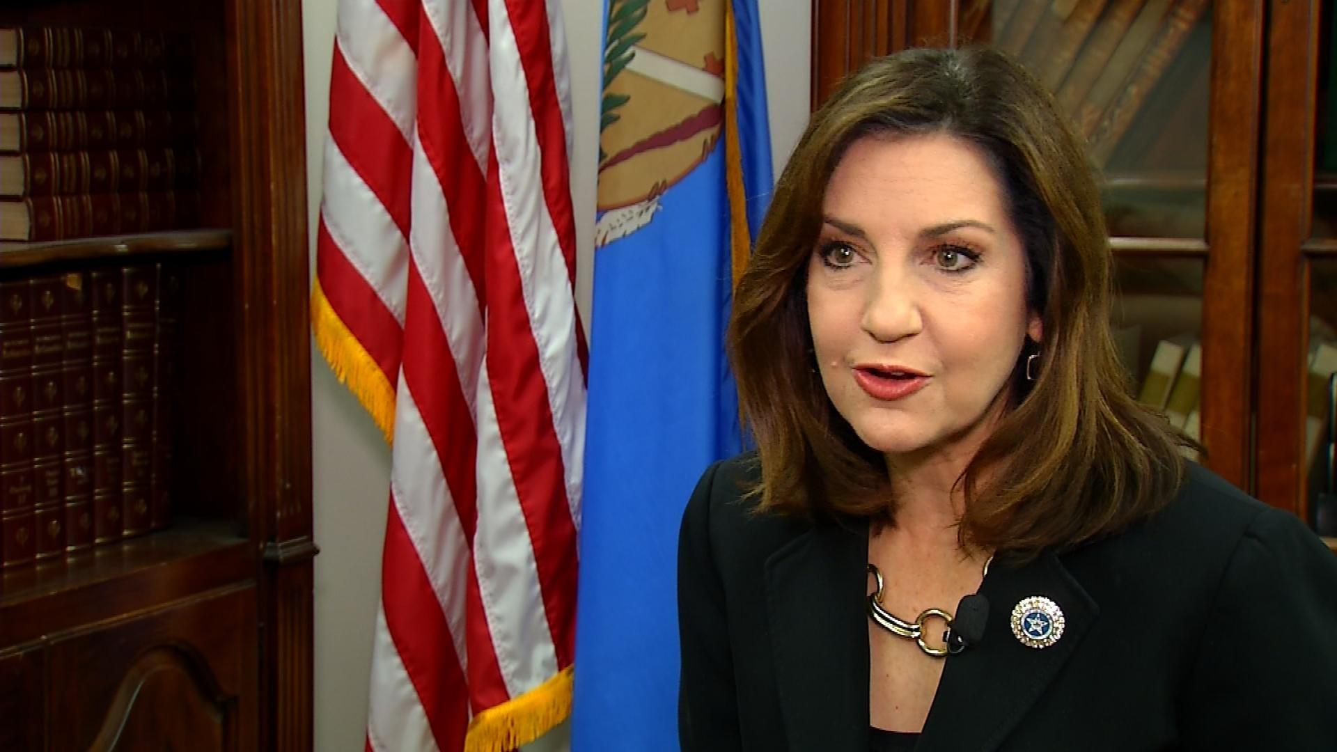 Hofmeister Takes Aim At Legislature's Education Failures