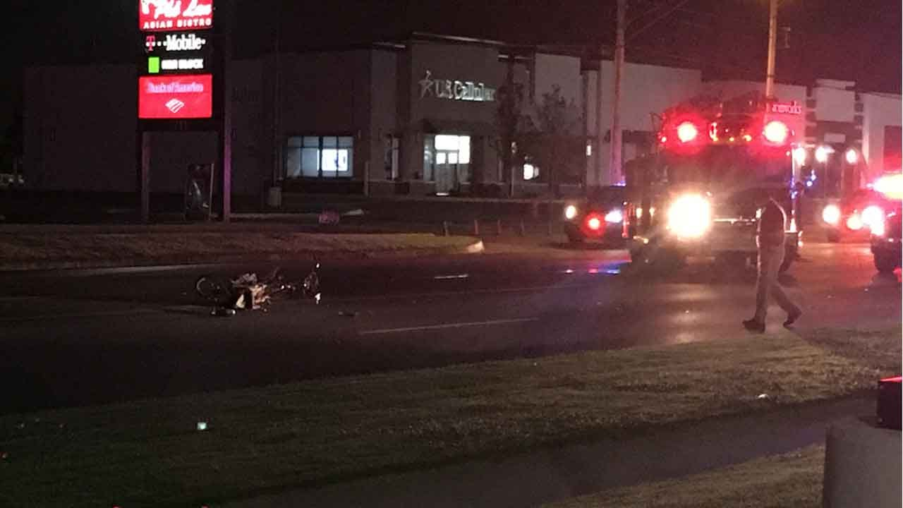 Police Investigate Deadly Hit-And-Run In Moore